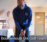 Bournemouth Uni Golf