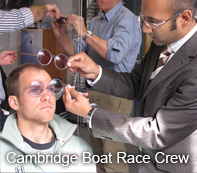 Cambridge Boat Race Crew